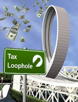 tax loophole