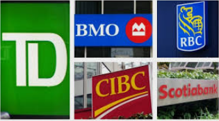 failing canadian banks