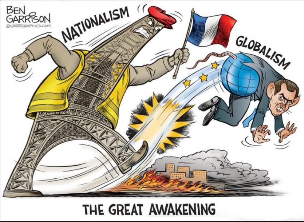 globalism 2018