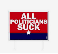 all politicians suck
