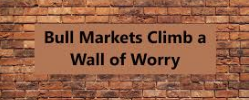 bull wall of worry