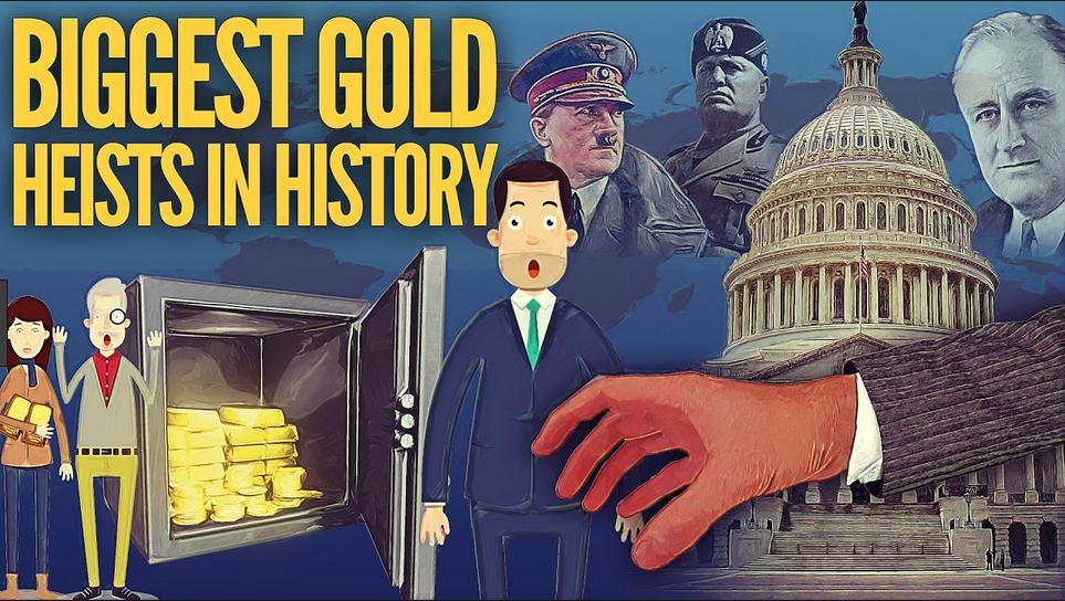 gold seizure