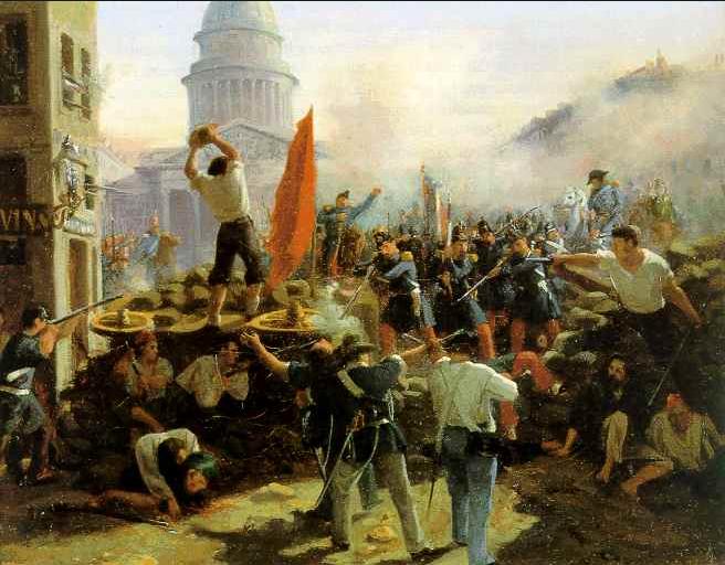 jared revolution