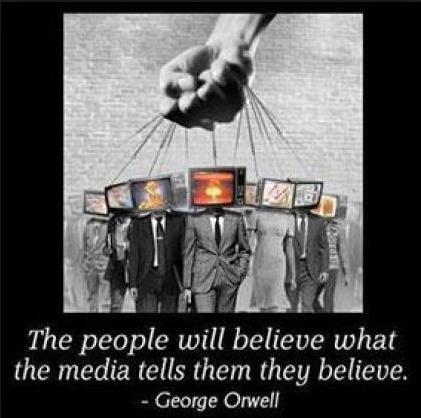 orwell propaganda