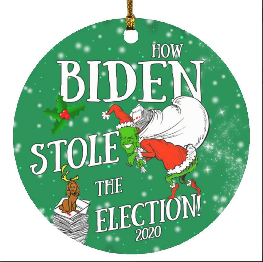 Biden who stole Xmas