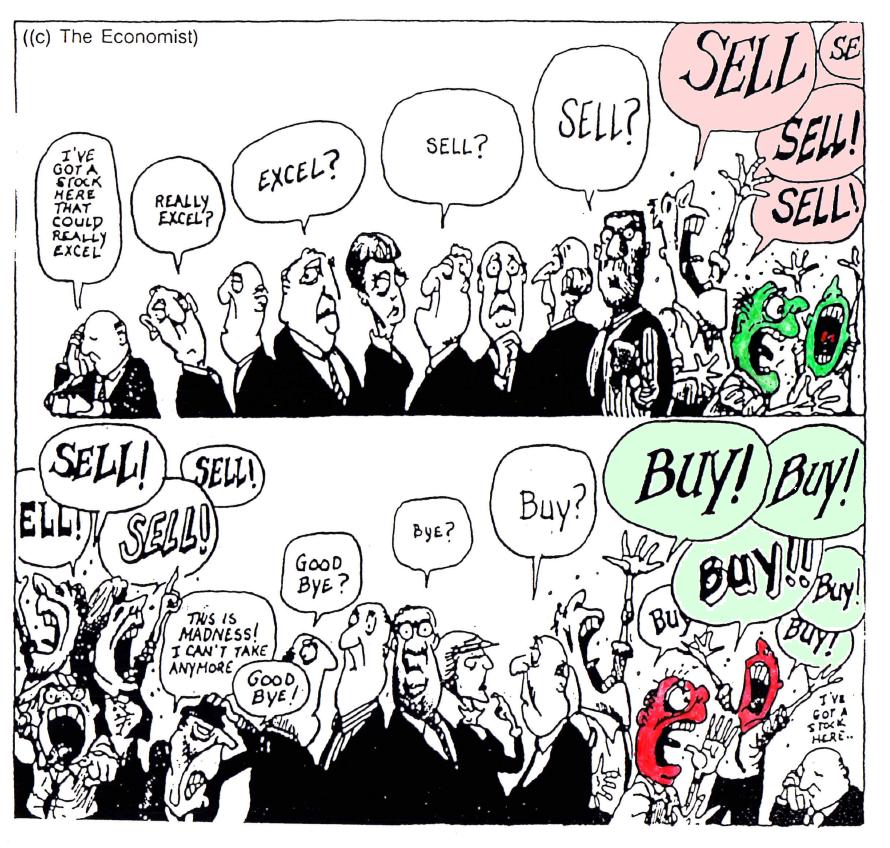 mania, the economist