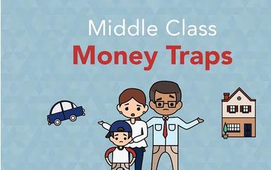 middle class money traps