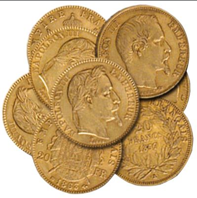napoleon gold coin