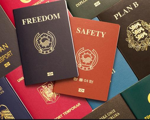 passport of the free