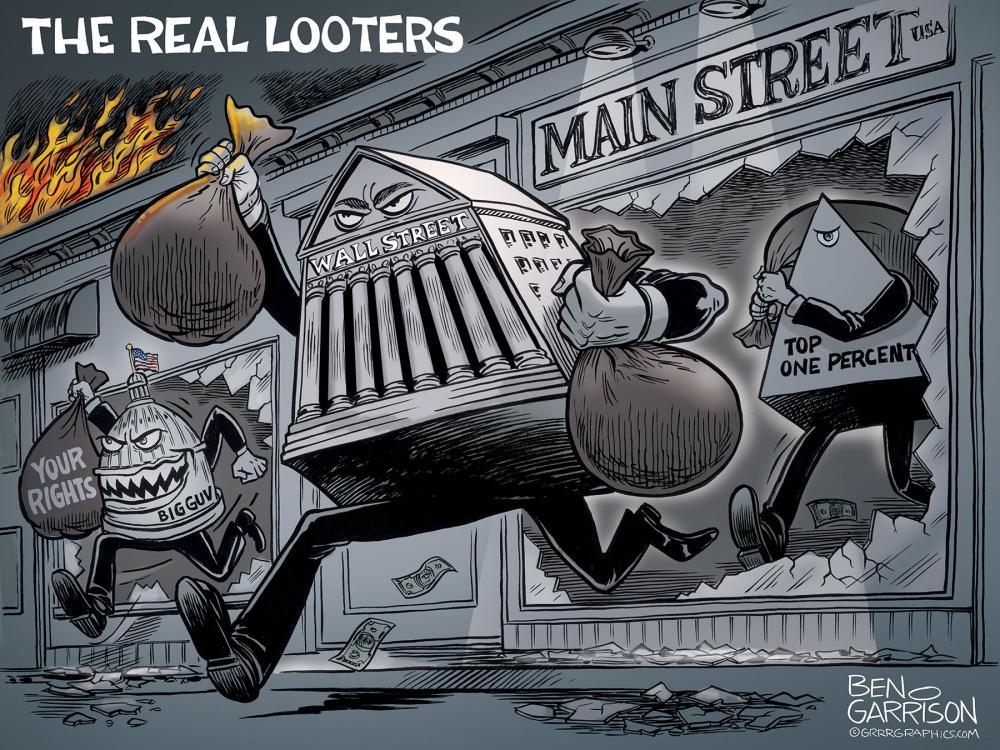 real looters jan 2021