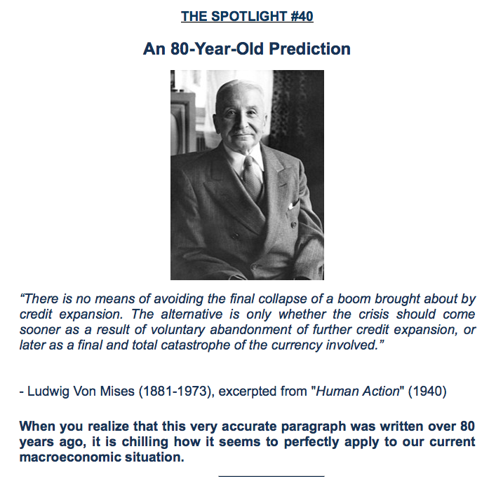 von mises 80 years 2020 10 09