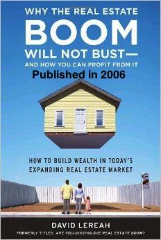 real estate bubble 2006